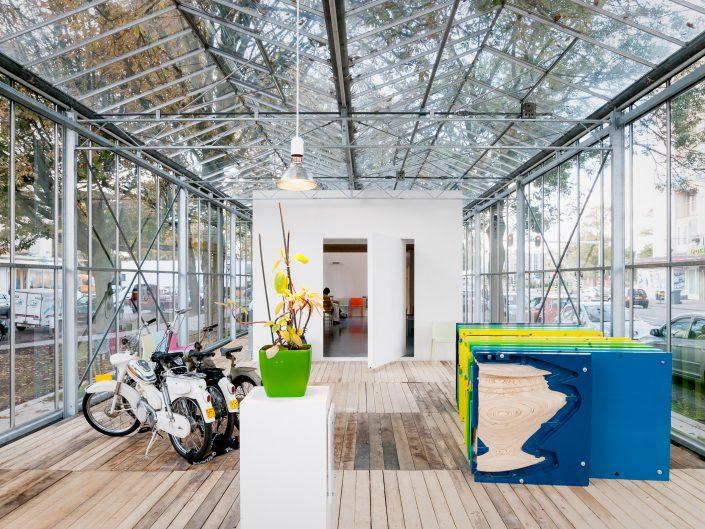 Villa Escamp, The Hague / Netherlands, Korteknie Stuhlmacher 2009