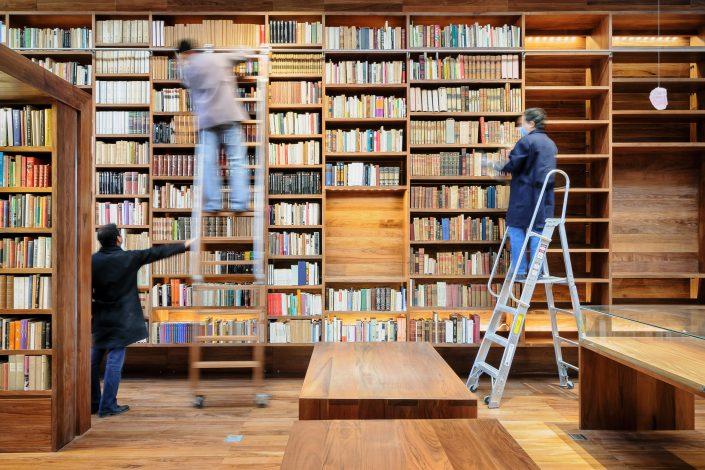 Biblioteca J. G. Terrés, Arquitectura 911 2012