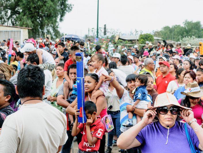 Semana Santa, Iztapalapa 2013