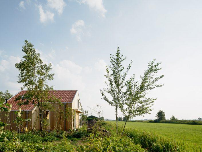 Three Cottages, Egelshoek / Netherlands, KSA 2010-13