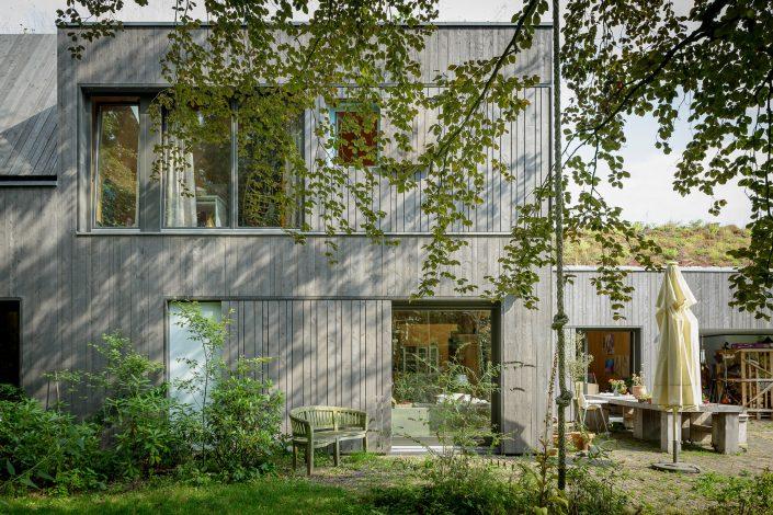 Huis PT, Heiloo/Netherlands, Korteknie Stuhlmacher Architecten 2011