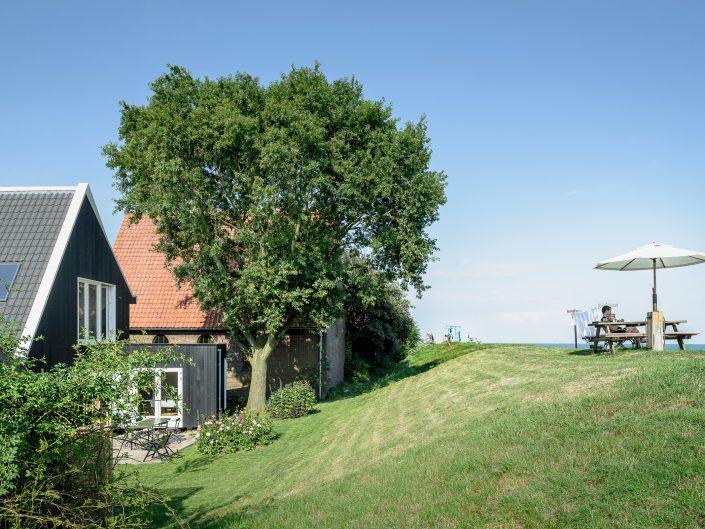 House in Uitdam / Netherlands, Korteknie Stuhlmacher Architecten 2012