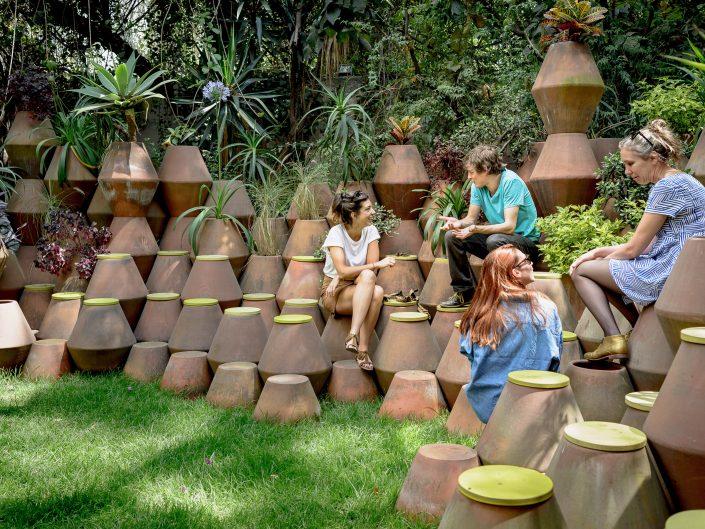 Pabellón Archivo, Mexico City, Pedro y Juana 2013