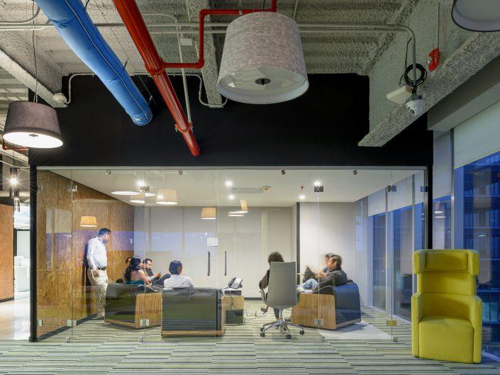 Oficinas Reforma, Mexico City, TEC 2014