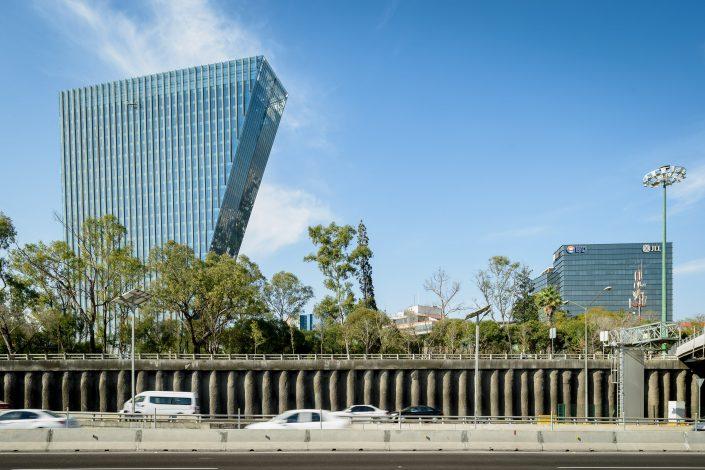 Torre Virreyes, Teodoro González de León 2015