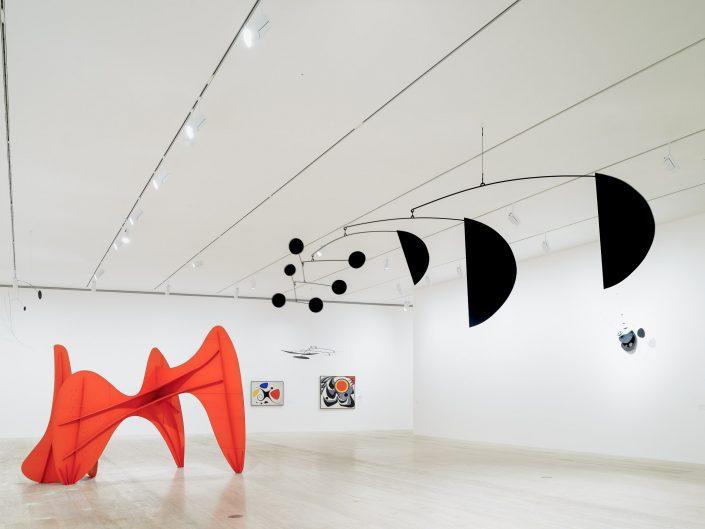 Alexander Calder: Derechos de la Danza