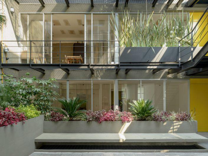 Oriente 7 16, Mexico City, S&G Arquitectos 2015