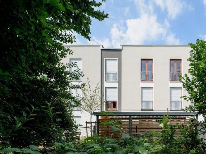 Housing Fuchstanz, Frankfurt, Happ Architecture 2016