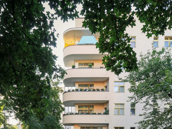 5 Housing Projects in Berlin, Bruno Taut 1912-29