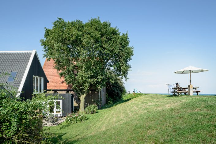 House in Uitdam / Netherlands, Korteknie Stuhlmacher Architecten 2012