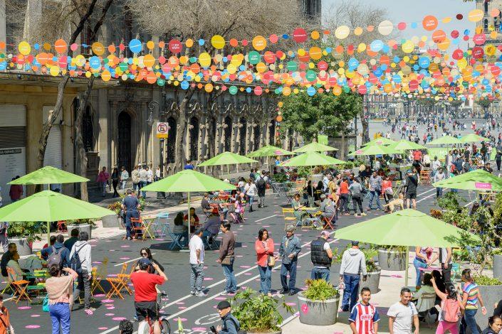 Avenida 20 de Noviembre, Mexico City, Autoridad del Espacio Público