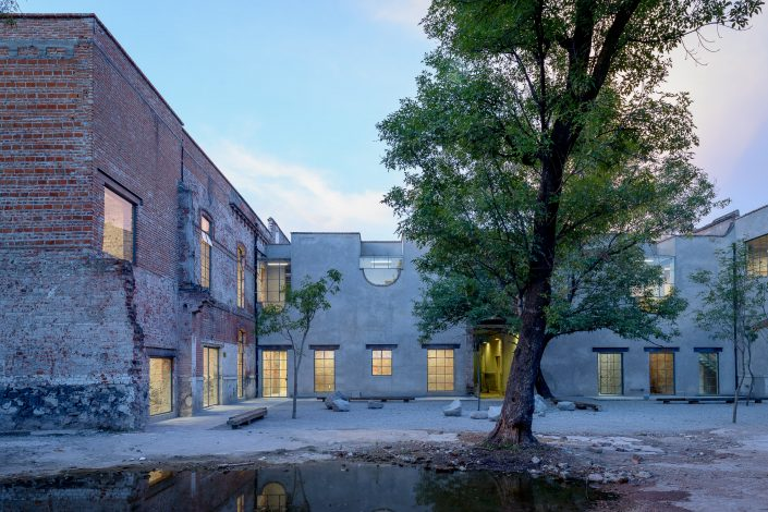 Oficinas Prim, Mexico City, R-Zero Architects 2014