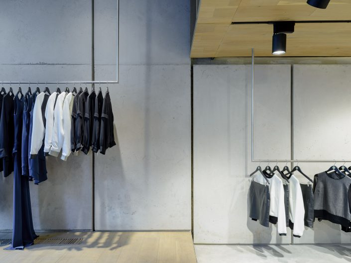 Boutique Lorena Saravia, Mexico City, Hector Barroso 2014
