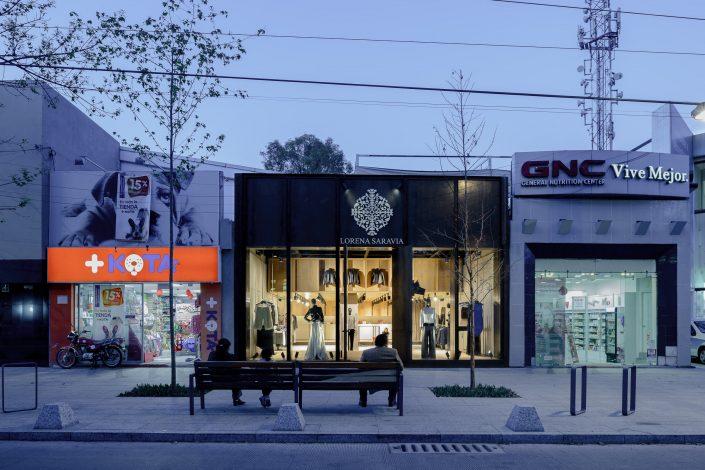 Boutique Lorena Saravia, Mexico City, Hector Barroso 2014