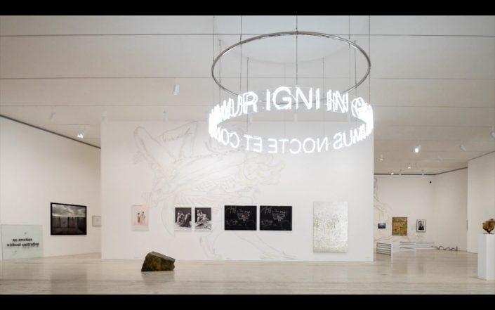 Museo Jumex | In Girum Imus Nocte Et Consumimur Igni