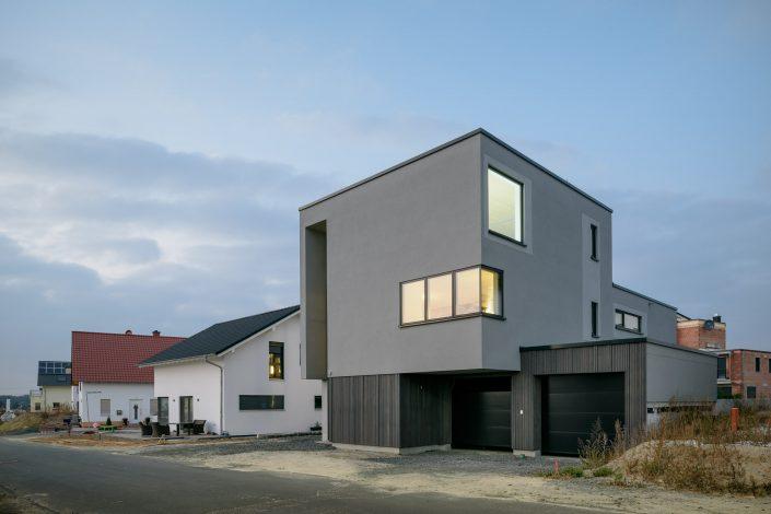 Two Family House in Gelnhausen, Eurich AG 2018